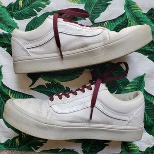 🌿Vans Unisex Ulta-Cush Sneakers Size 8.5🌿